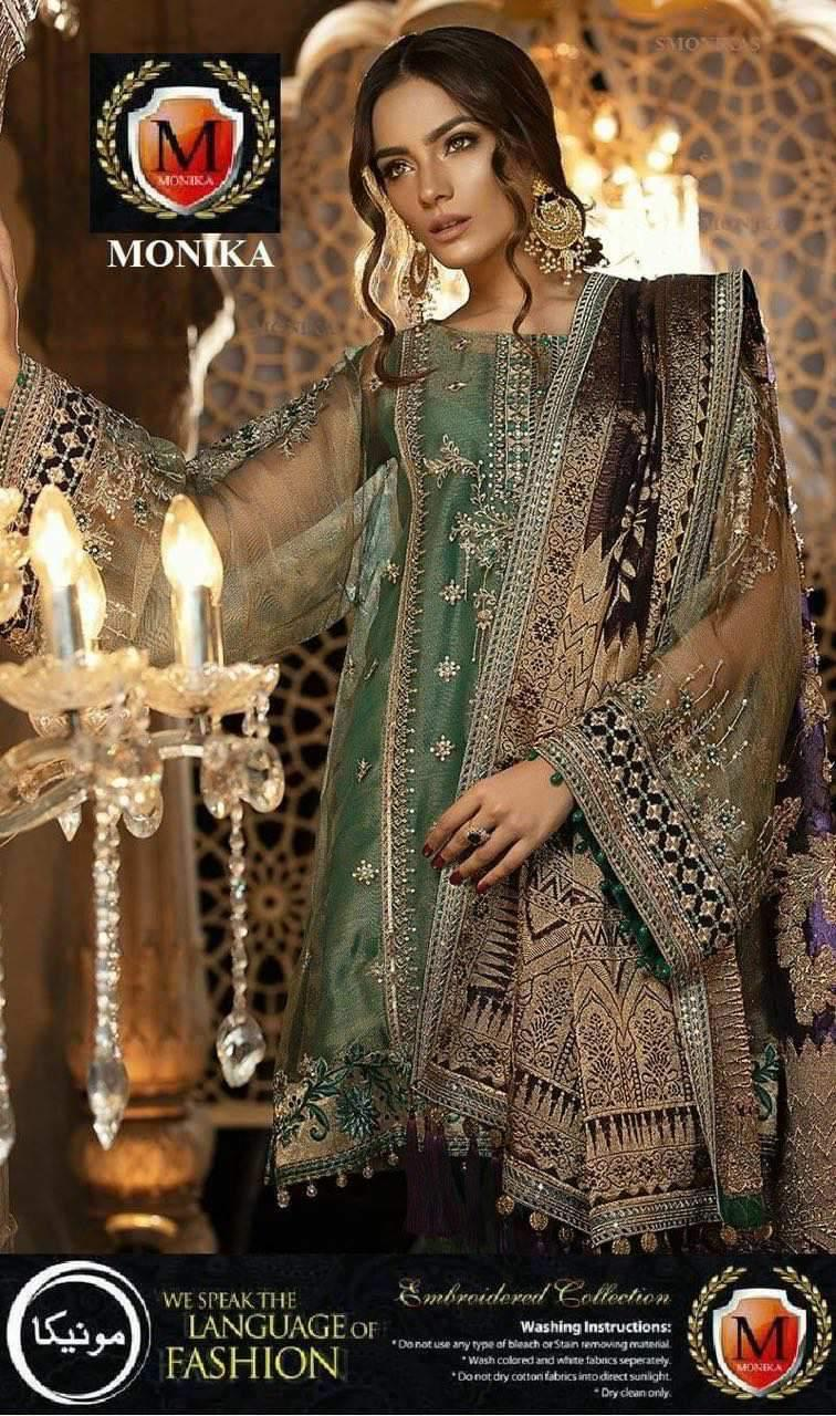 Pakistani designer formal wear